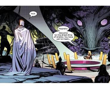 Planet-Size X-Men #1 : Rien ne se perd, rien ne se crée, tout se transforme