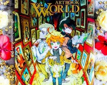 The promised neverland – Art book world • Posuka Demizu et Kaiu Shirai