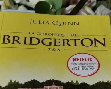 Tome 4 de La Chronique des Bridgerton – Julia Quinn