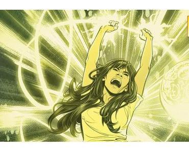 Wonder Girl #2 : une intrigue un peu trop décompressée pour le format