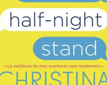 'My Favorite Half-Night Stand' de Christina Lauren