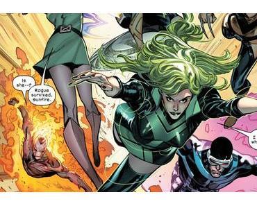 X-Men #1 : nouvelle ère, nouvelle série, nouvelle ambiance