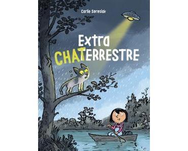 """Extra chat terrestre"" de Carlie Sorosiak"