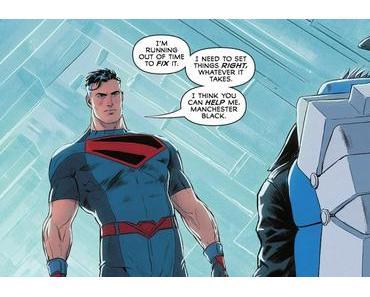 Superman and the Authority #1 est une merveille, tout simplement
