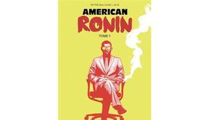 American ronin thriller psychologique peter milligan
