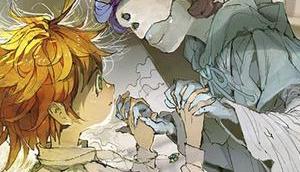 Promised Neverland T15, Kaiu Shirai Posuka Demizu