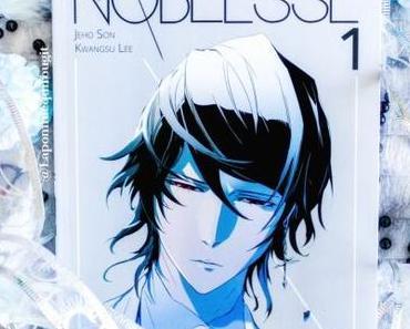 Noblesse, tome 1 • Jae Ho Son et Kwang Soo Lee
