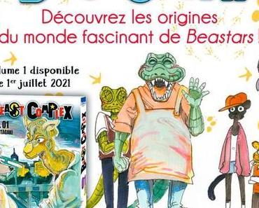 Beast Complex Vol.01 de Paru Itagaki