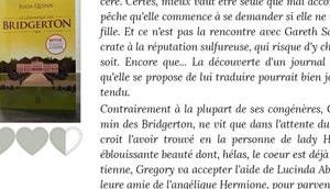 chronique Bridgerton: Tomes Julia Quinn