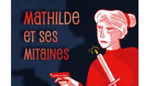 """Mathilde mitaines"" Tristan Bernard Florence Chéritel (audiobook)"