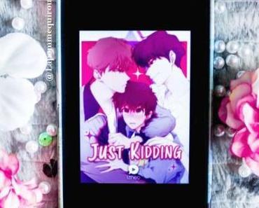 Just kidding • Jo Hye Rim