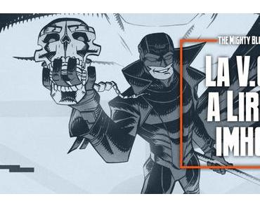 La V.O. à lire, imho - les comics du 01/09/2021