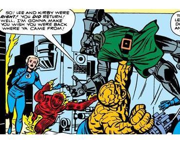 Mighty Marvel Masterworks: Fantastic Four Vol. 1 : petit mais costaud