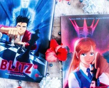 Blitz, tome 1 et 2 • Harumo Sanazaki et Cédric Biscay