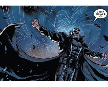 X-Men: Trial of Magneto #1 : à la fois intrigant et puissant