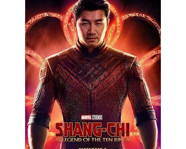 SHANG-CHI : ARTS MARTIAUX ET SUPER POUVOIRS