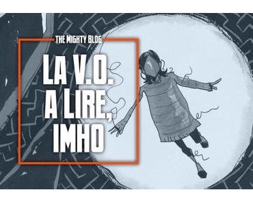 La V.O. à lire, imho - les comics du 08/09/2021
