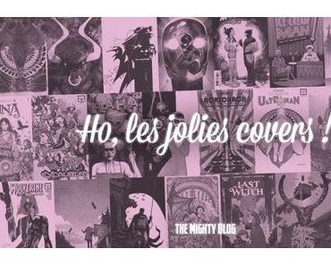 Ho, les jolies covers ! - Les comics du 08/09/2021