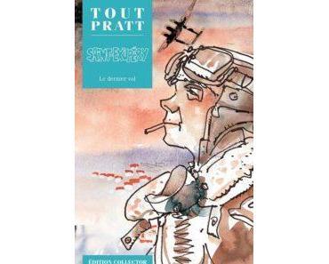 Saint Exupéry, Le Dernier Vol (Pratt) – Editions Altaya – 12,99€