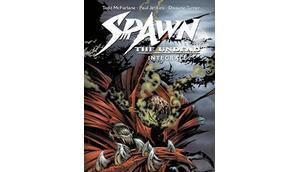 Spawn undead intégrale chez delcourt comics
