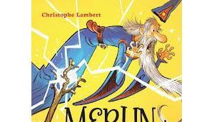 """""""Merlin chat"""" Christophe Lambert"""