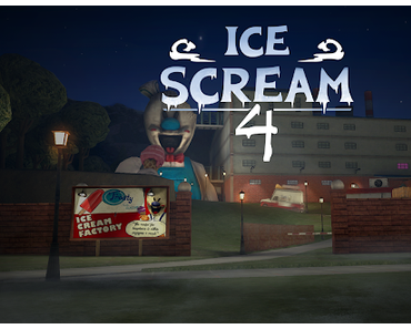 Télécharger Gratuit Ice Scream 4 : L'usine de Rod APK MOD (Astuce)