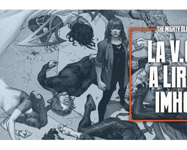 La V.O. à lire, imho - les comics du 29/09/2021