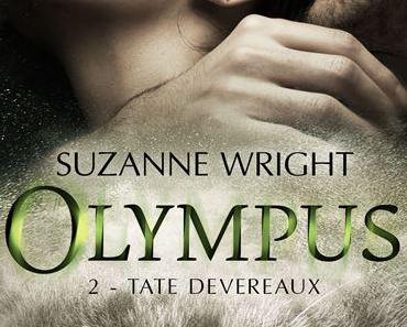 'Olympus, tome 2 : Tate Devereaux' de Suzanne Wright