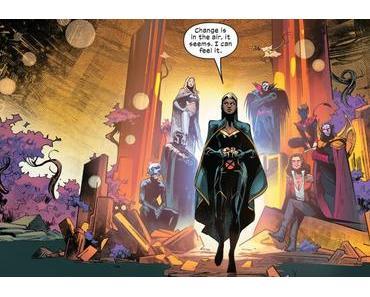 Inferno #1 : Moira revient sur le devant de la scène