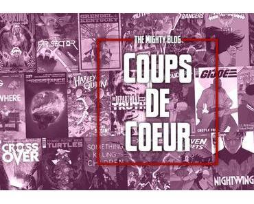 Comics coups de cœur de la semaine du 02/10/2021