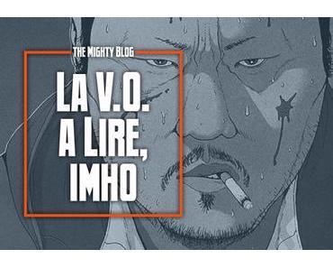 La V.O. à lire, imho - les comics du 06/10/2021