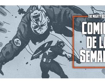 Comics de la semaine : Wonder Woman Black & Gold #4, et plus