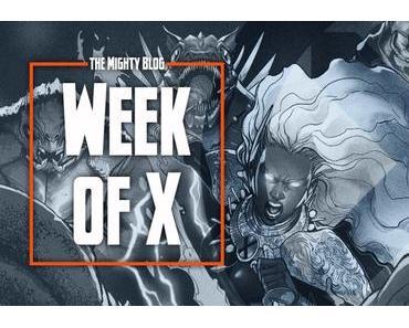 Week of X : S.W.O.R.D. #8 et Wolverine #16