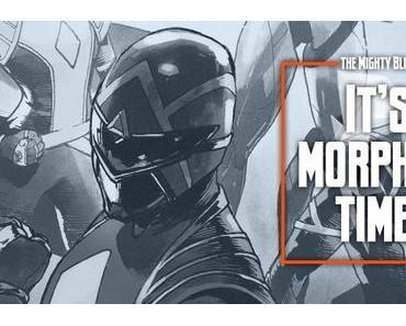 It's Morphin' Time! : Mighty Morphin #11 et Power Rangers #11