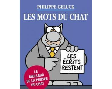 """""""Les mots du chat"""" de Philippe Geluck"""