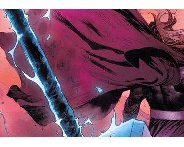 Thor #17 : Donny Cates revient sur la révélation choc à propos de Thor
