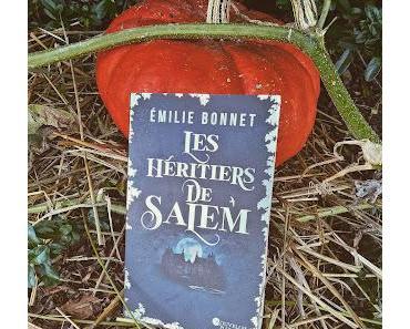 Les héritiers de Salem de Emilie Bonnet