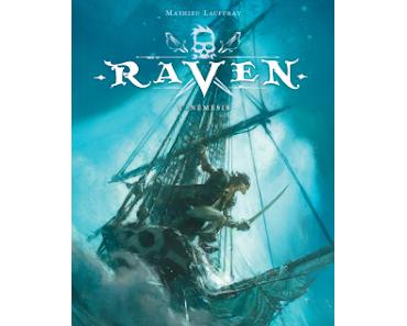 """""""Raven, tome 1 : Némésis"""" de Mathieu Lauffray"""