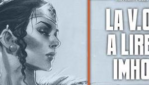 V.O. lire, imho comics 20/10/2021