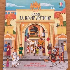 Abigail Wheatley Explore Rome Antique
