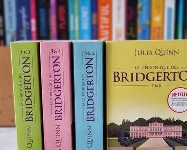 La chronique des Bridgerton 7 & 8 | Julia Quinn