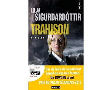 Trahison de Lilja Sigurdardottir