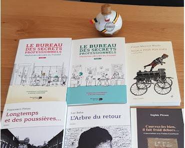 Ils ont rejoint mon Himalaya à lire  et Lisez-vous le belge ?
