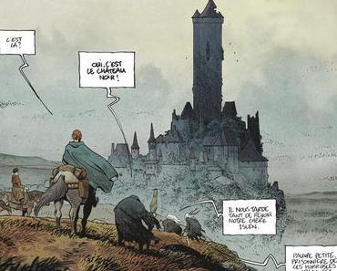 Toutes les princesses ne veulent pas être sauvées par un chevalier…